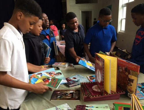 'My village showed out': book lovers across the country donate to Fairfield school​