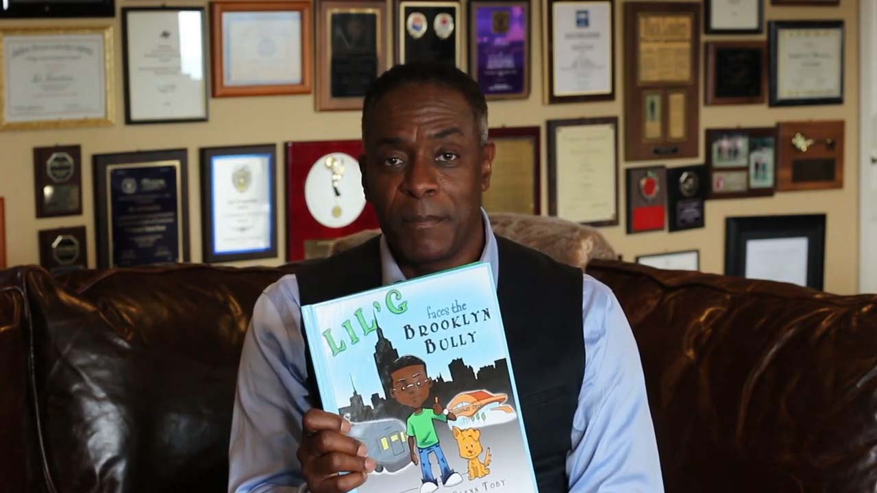 "Art Franklin reads  ""Lil G faces the Brooklyn Bully""  by Glen Toby"